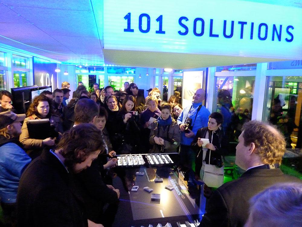 """Bellona i København med konseptet """"101 Solutions"""""""