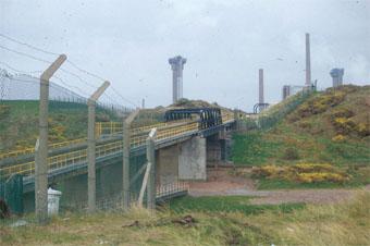 2004 Sellafield-anleggets utslippsrør