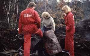 Tønnegraving i 1988