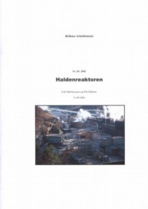 2002 Haldenreaktoren