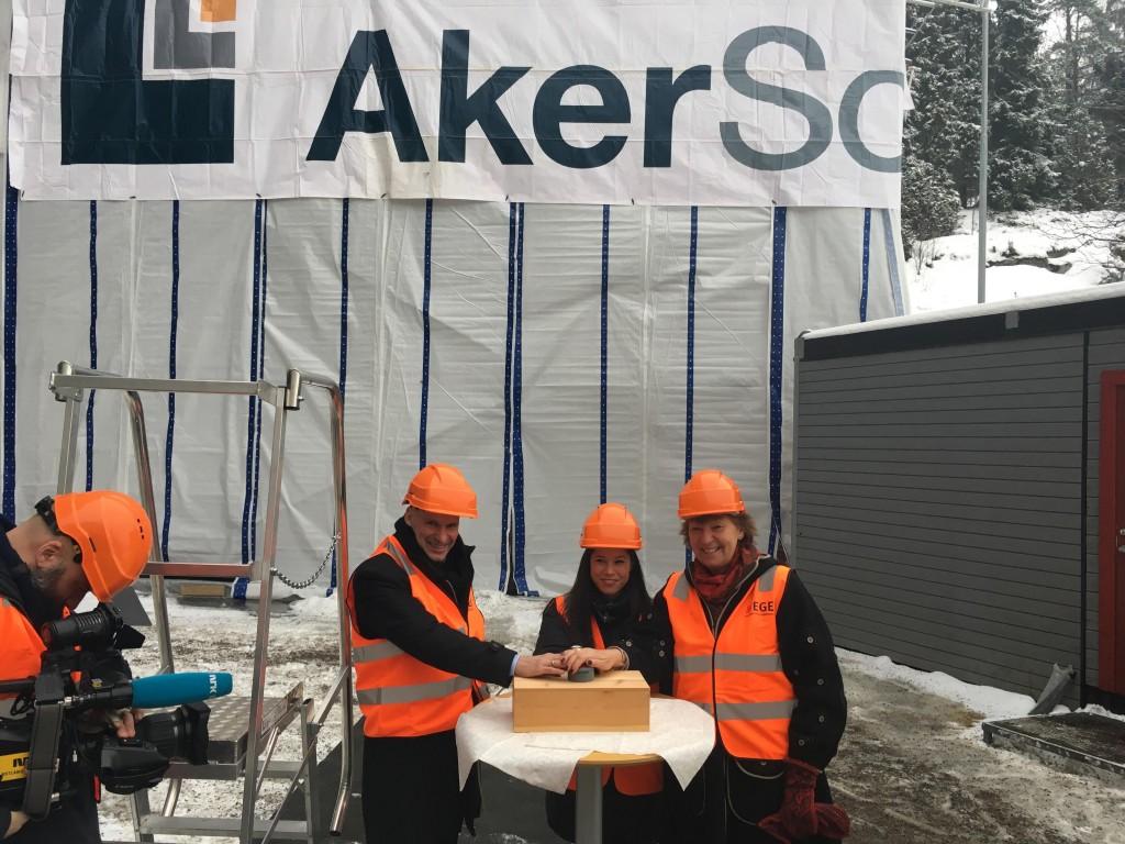 Åpning av CCS testanlegg på Klemetsrud forbrenningsanlegg
