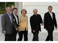 Bush, Barroso, Merkel, Putin, Blair (Frontpage ingress image)