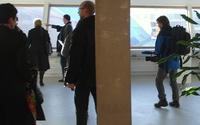 Kommunal- og regionalminister Liv Signe Navarsete på besøk i Bellonahuset (Frontpage ingress image)