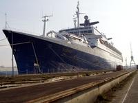 SS Norway (Frontpage ingress image)