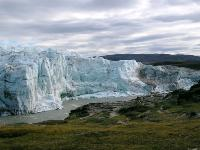 Isbre ved Kangerlussuaq i Grønland (Frontpage ingress image)