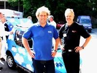 Frederic Hauge og Petter Skram (Frontpage ingress image)