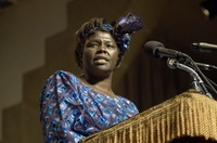 Wangari Maathai (Frontpage ingress image)