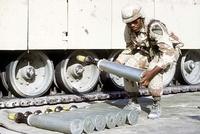 Depleted uranium armor (Frontpage ingress image)