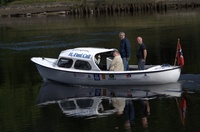 Norges første hydrogenbåt på vannet (Frontpage ingress image)