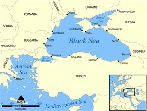 black sea (Ingress image)