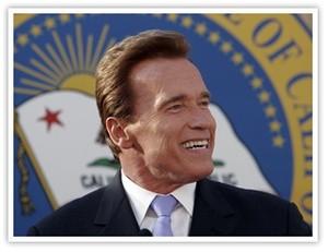 Arnold Schwarzenegger (Ingress image)