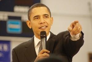Barack Obama (Ingress image)