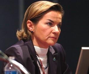 Christiana Figueres Кристиана Фигерес Фигейрес UNFCCC (Ingress image)
