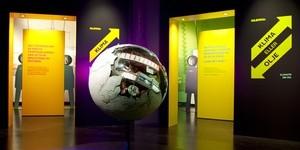 Norsk Oljemuseum med ny utstilling om klimautfordringer (Ingress image)