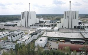 Forsmark atomkraftanlegg i Sverige (Ingress image)