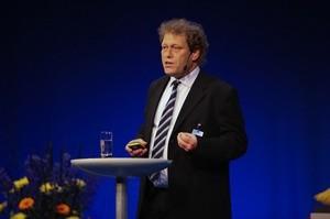 Frederic Hauge på International Energy and Climate Week i Stockholm. (Ingress image)