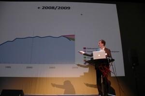 Marius Holm paa aarskonferanse 2010 (Ingress image)