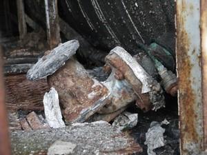 Rusten ventil (Ingress image)