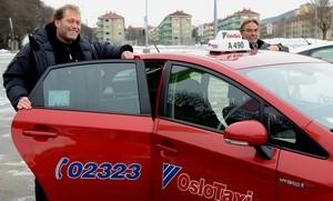 Samarbeid Bellona og Oslo Taxi (Ingress image)