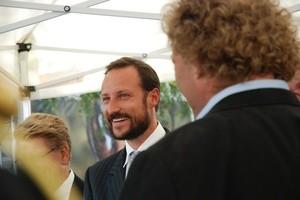 Kronprins Haakon og Bellona ONS 2008