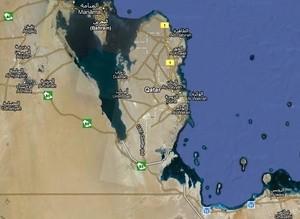 Kart Qatar (Ingress image)