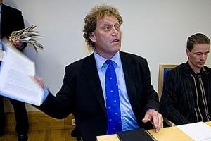 Frederic Hauge og Håvard Jacobsen i rettssak mot Oljedirektoratet (Ingress image)