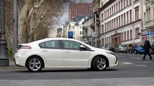 Plug-in hybrid Opel Ampera (Ingress image)