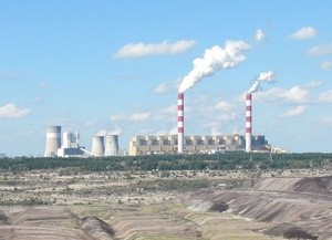 Belchatow coal plant (Ingress image)