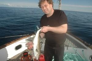 Frederic Hauge med gyteklar torsk  (Ingress image)
