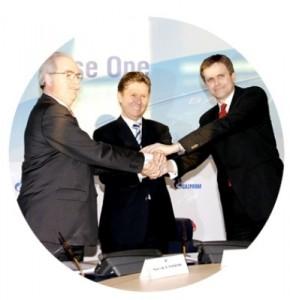 Shtokman agreement