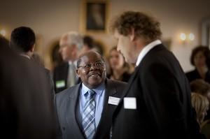 Benjamin Mkapa, tidligere president i Tanzania (Ingress image)