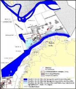 Nordområdene kart (Ingress image)