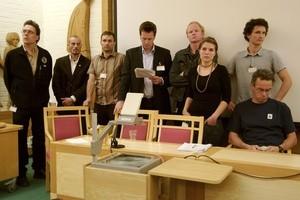 Samstemte representanter fra den norske miljøbevegelsen. (Ingress image)