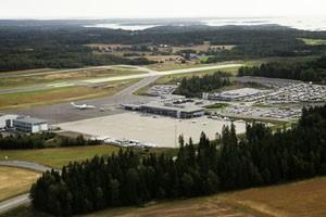 Sandefjord Lufthavn (Ingress image)