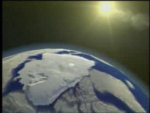 Nordpolen (Ingress image)