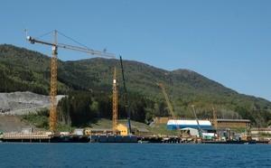 AF Decom i Vatsfjorden (Ingress image)