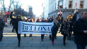 Demonstrasjonstog  i forbindelse med FNs Klimatoppmøte 2015 – COP21
