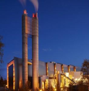 Avfallsforbrenningsanlegget på Klemetsrud i Oslo står for 20 prosent av det totale CO2-utslippet i Oslo.