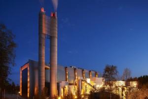 Klemetsrud avfallsforbrenningsanlegg i Oslo