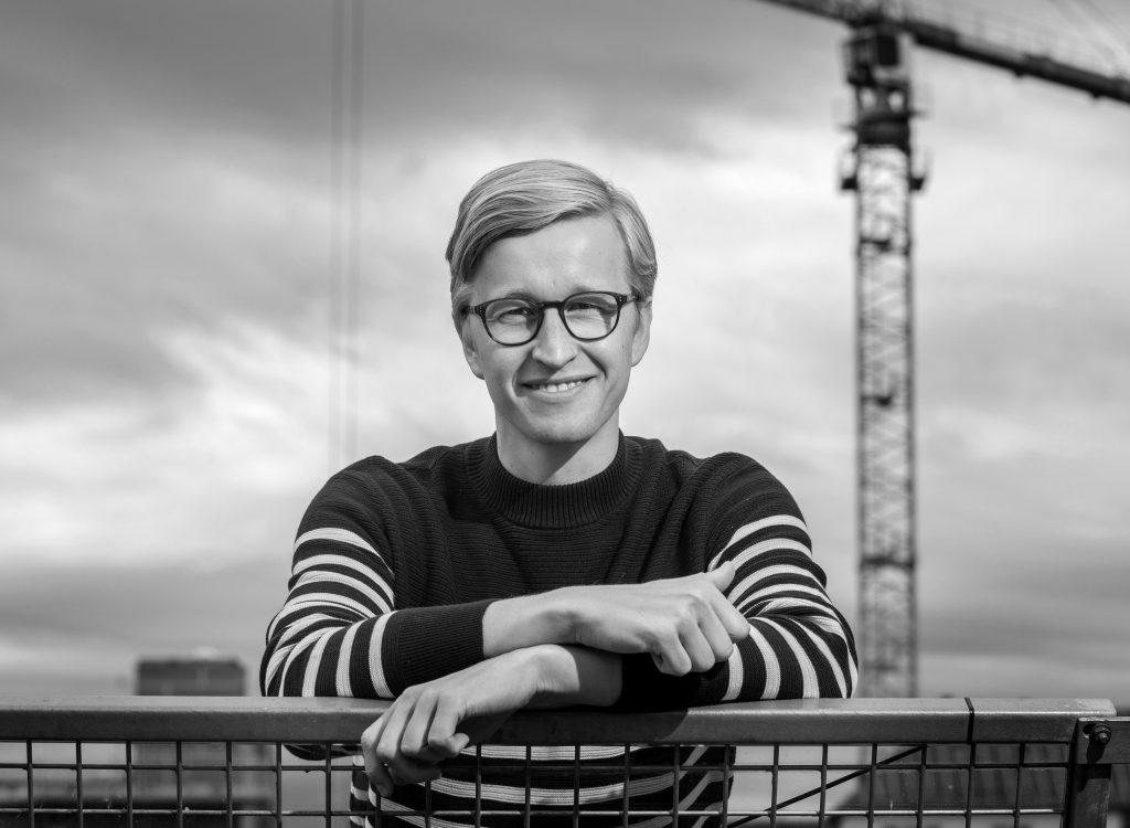 Christian Eriksen, fagsjef i Bellona