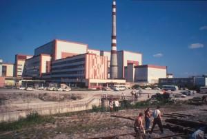 Kola atomkraftverk Bellona
