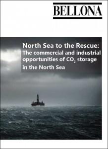 Nordsjøen kan lagre CO2 - Bellona