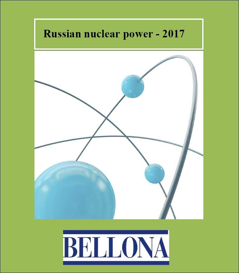 atomkraftverk russland rapport Bellona