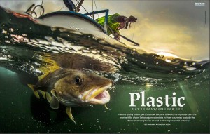 Plast i fisk - Bellona shippingmagasin