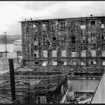 Andrejevabukta Forfallen bygning