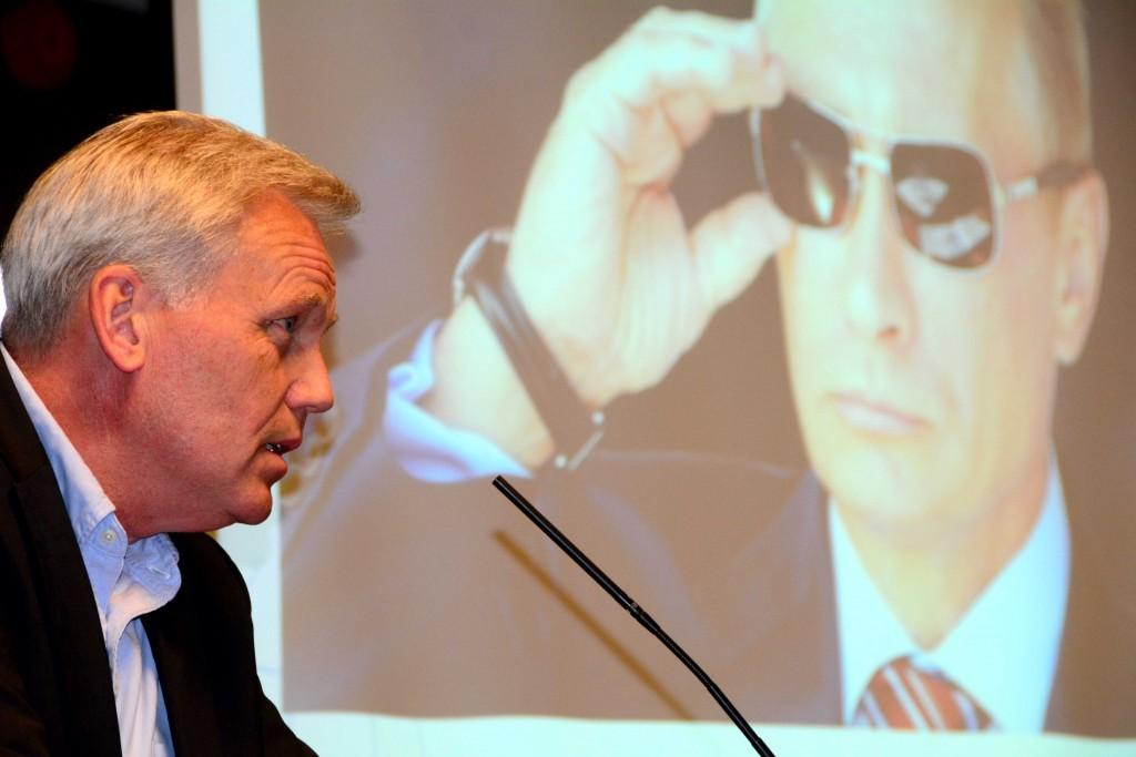 Bjørn Engesland i Helsingforskomiteen - Putin miljø i Russland - Bellona