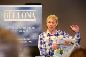 Thomas Nilsen - The Independent barents Observer - Bellona