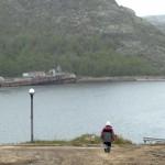 Andrejevabukta atomavfall sunket skip Bellona
