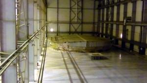 Andrejevabukta lagerhall for atomavfall Bellona