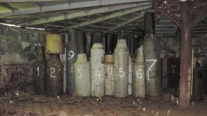 Andrejevabukta lager atombrensel